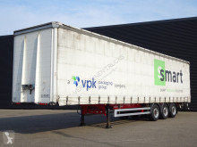 Kässbohrer XS MAXIMA / CURTAINSIDE / EDSCHA ROOF semi-trailer
