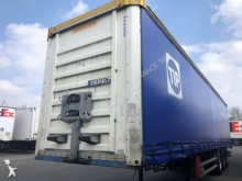 Fruehauf RIDEAUX COULISSANT semi-trailer
