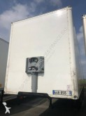 Fruehauf FOURGON 3 ESSIEUX AVEC PORTE RELEVABLE semi-trailer