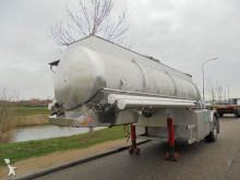semi remorque Dijkstra Mercaptan Gas Tank / 10.600 L / BPW / NL / ADR