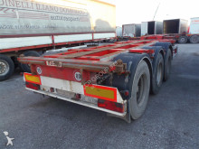 Zorzi ALLUNGABILE PORTACONTAINER semi-trailer
