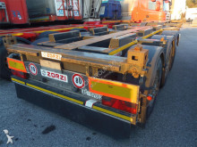 naczepa do transportu kontenerów Zorzi