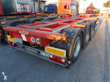 tweedehands trailer containersysteem