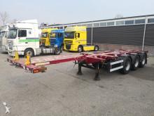 D-TEC FT-43-03V BPW - Drumbrakes - 2x Extendable - Lift axle - ADR - 01/2020 APK semi-trailer