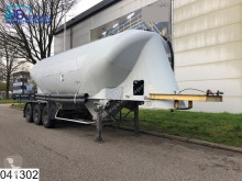 Spitzer Silo 36000 Liter, Steel suspension, Silo / Bulk, max 3 bar semi-trailer