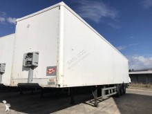 semi remorque General Trailers AM 560 CC Fourgon
