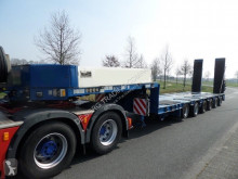 Goldhofer STZ-L6 45/80A Semi Low Loader with Loading Ramps