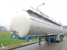 semi remorque Dijkstra Tank / 3 Compartiments / SAF / NL Trailer / 12.000 + 12.000 + 10.000 L