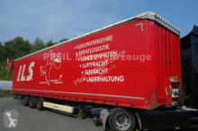 semi remorque Krone SD MEGA Tautliner-BPW-LIFT-Anti Vandal Plane-TOP