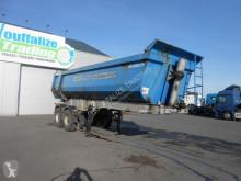 Schwarzmüller aluminium tipper semi-trailer