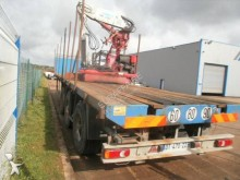 Kennis flatbed semi-trailer