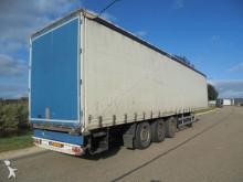 Humbaur Tautliner / SAF Disc / NL Trailer semi-trailer