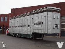 Pezzaioli SBA31 4 Stock Livestock trailer semi-trailer