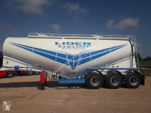 semirremolque cisterna gránulos / polvo Lider trailer
