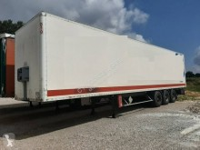 semirimorchio General Trailers FOURGON 3 ESSIEUX