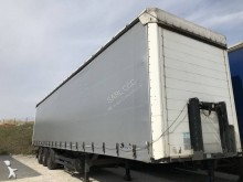 Kögel Semi remorque KOGEL BH 553 RZ semi-trailer