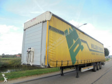 Fliegl Tautliner / ROR / Discbrakes / NL Trailer / APK / TUV semi-trailer