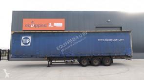 semi remorque Schmitz Cargobull zijborden, gegalvaniseerd, BPW, NL-trailer, APK: 03/2020