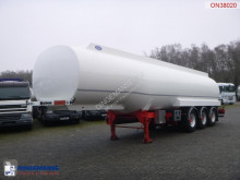 semirimorchio Cobo Fuel tank alu 39.8 m3 / 5 comp / ADR 05/2019
