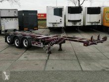 semi reboque Pacton 3-AS T3-010 MULTI CHASSIS BPW-ASSEN 2x LIFTAS