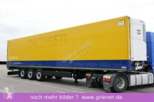 semi remorque Krone SD 27 / TK KOFFER SLX 300 / DS / STANDKÜHLER