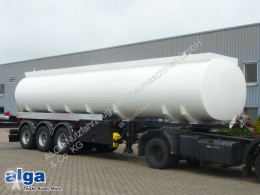 semi reboque nc Tansan, 3-Achser zwilling, Stahltank, 38.000 ltr