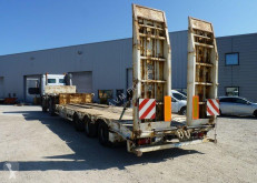 Asca heavy equipment transport semi-trailer
