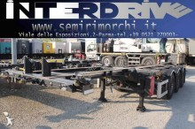 OMT semirimorchio portacontainer allungabile usato semi-trailer