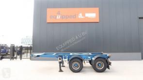 semi reboque Burg ADR (EXII/EXIII/FL/OX/AT), Leergewicht: 3.020kg, NL-trailer, BPW
