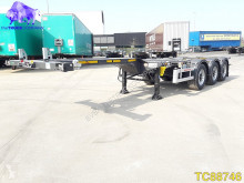 полуремарке Kässbohrer SHG AMH Container Transport