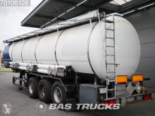 Hendricks 33.500 Ltr / 4 / Liftachse ADR semi-trailer