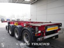 Schmitz Cargobull SCF 24 Tank ADR 1x20 ft. semi-trailer