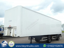 semirremolque Renders X-STEER WIDE SPREAD 4000 kg tail lift
