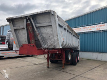 semi remorque Fruehauf FULL STEEL SUSPENSION / LAME / BLATT KIPPER (8 TIRES / FULL STEEL SUSPENSION)