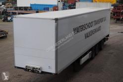 semi reboque Krone Closed box trailer Tailgate AMA 30UH 3000KG