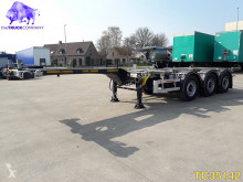 naczepa do transportu kontenerów Kässbohrer