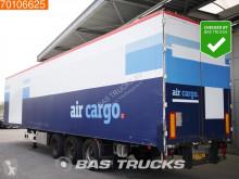 semirimorchio Van Eck PT-3LNI Liftachse Mega Aircargo-Luftfracht-Rollenbett
