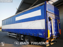 Kel-Berg S35B2 Lenkachse Ladebordwand semi-trailer