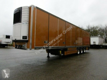 semirimorchio nc Mevissen 3-Achs Kühlauflieger Faltwand Carrier V