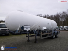 semi remorque nc Gas tank steel 28.8 m3 / 1 comp