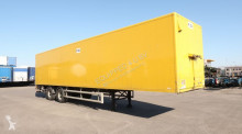 Floor Double-Stock, full chassis, BPW semi-trailer