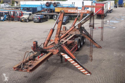 Hammar Side loader 3-assig steel suspension semi-trailer