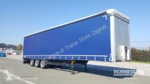 semirremolque Schmitz Cargobull Semitrailer Curtainsider Mega