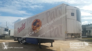 semi remorque Schmitz Cargobull Caixa congelador para flores