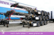 used chassis semi-trailer
