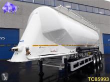 Kässbohrer SSL 40 Silo semi-trailer