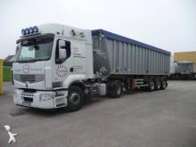 Stas Benne céréalière 50m3 semi-trailer