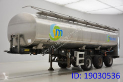 Turbo's Hoet Tank 30000 liter semi-trailer