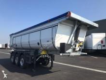 Schmitz Cargobull Calorifugée - SCHMITZ TP ACIER Porte hydraulique semi-trailer