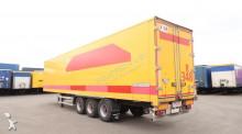 Groenewegen Double-Stock, volledig chassis, BPW, liftas semi-trailer